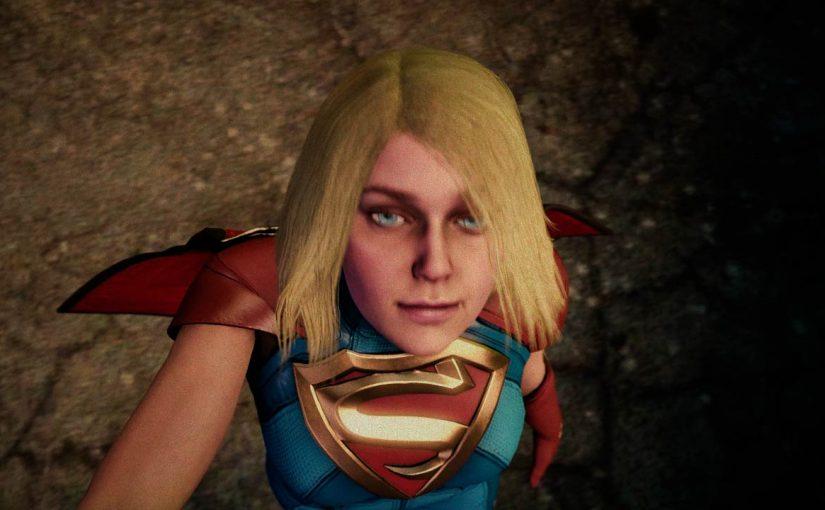 Supergirl (~1:20)
