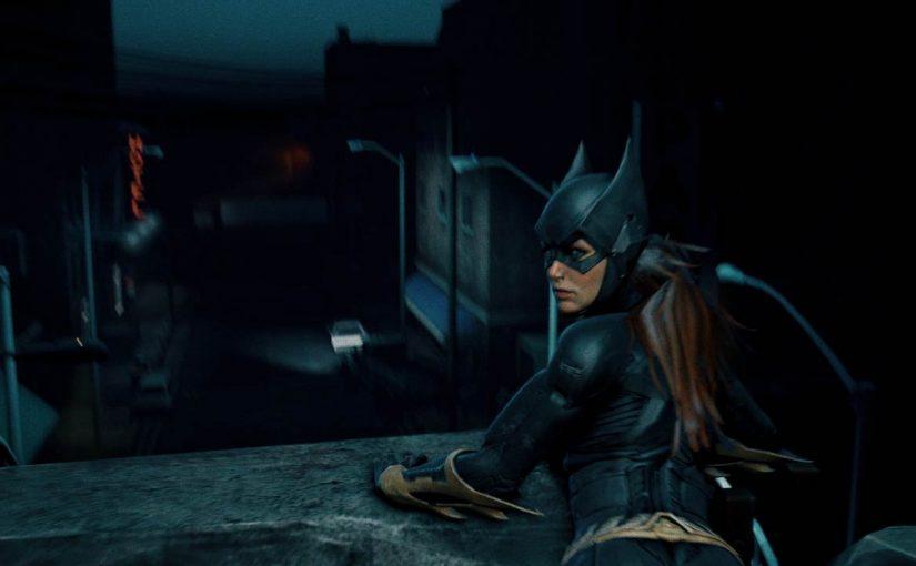 Batgirl and Robin (~4:00)