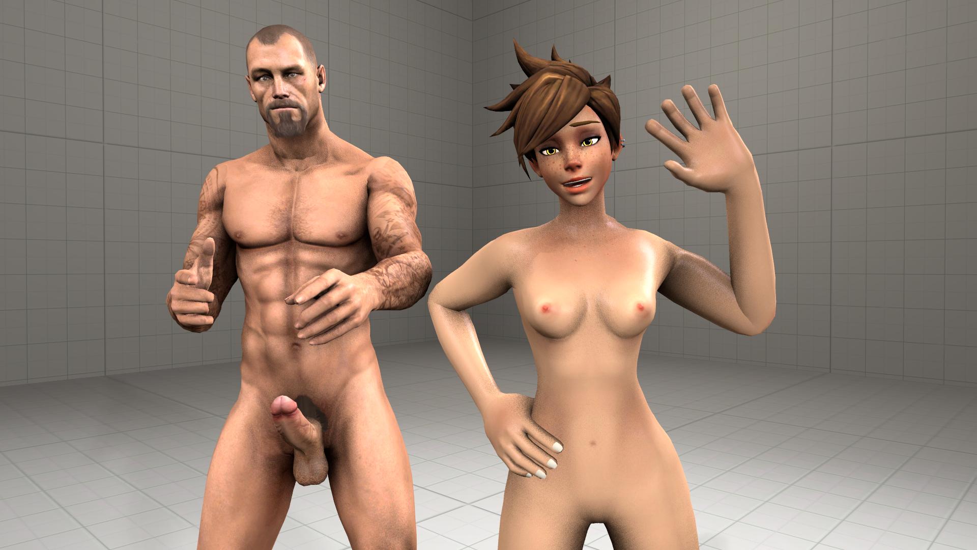 Sfm nude models