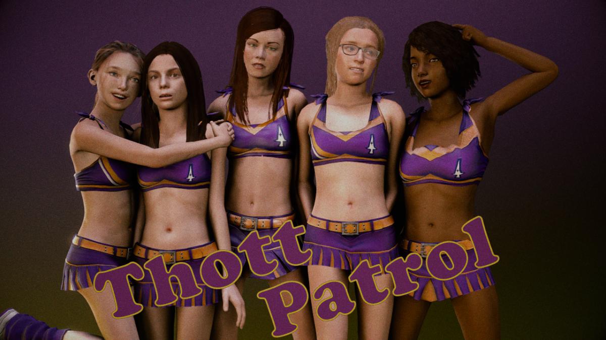 Thott Patrol 01 – Sarah