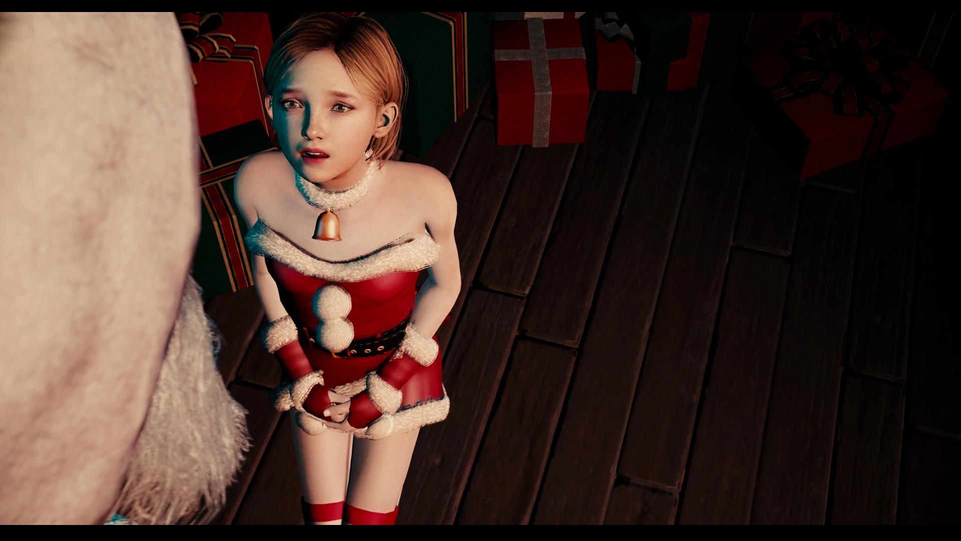 Sarah x Santa (~7min)